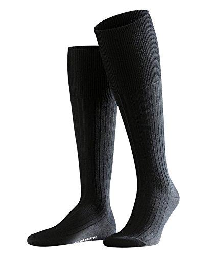 Falke - calzettoni da uomo, nero(schwarz (black)), 43/44