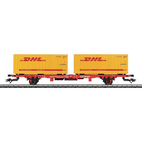 mrklin-47705container-carry-trolley-dhl-db-ag-h0