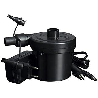 Bestway 12 V Sidewinder AC/DC Air Pump - Black