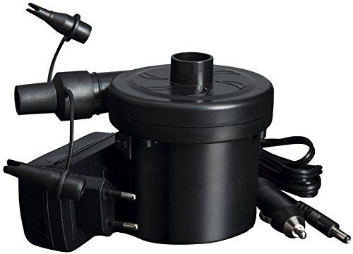Bestway Ac/Dc Air Pump 12V Sidewinder  - Black