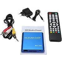 Fanyong Mini USB HD 1080P MKV AV Port HDMI Video Audio Digital Multi Media Player