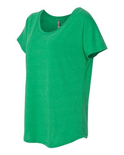 Next Level - T-shirt - Femme Vert - ENVY