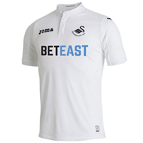 Maillot Swansea City - Domicile - 2016 White