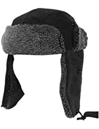 New Mens Ladies Unisex Thick Faux Fur Trapper Warm Winter Thermal Hat