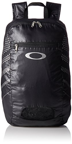 Oakley Packable - Mochila de Senderismo, Color Negro