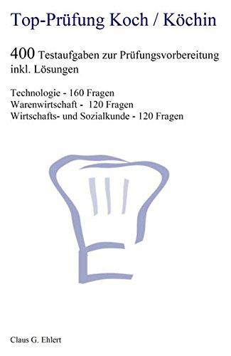 Top Prüfung Koch / Köchin - 400