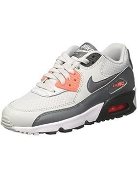 Nike Unisex-Kinder Air Max 90 Mesh Gs Sneakers