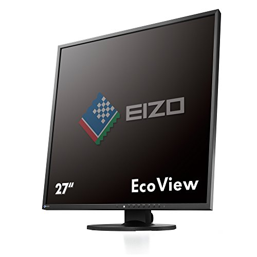 Eizo EV2730Q-BK 27-Inch FlexScan LED Monitor - Grey/Black