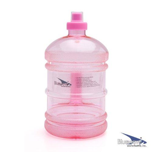 Bluewave DAILY 8® Water Jug - 1.9 Liter (64 oz) BPA-freie Trinkflasche Pink