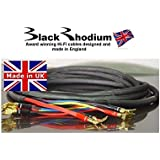 Black Rhodium Samurai DCT + + Cable x Altavoces End 3 mt Cod. 153238 Made in UK