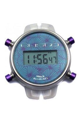 Uhr Watx Custo Rwa1028 Unisex Blau