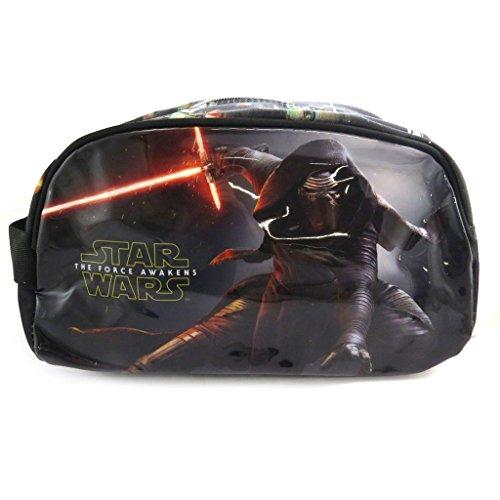 Star Wars [M2691] - Trousse de toilette enfant 'Star Wars' noir - 26x15x12 cm