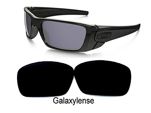 365fba4226 Galaxy Replacement lenses For Oakley Fuel Cell Polarized Black 100% UVAB  Black Size  Regular - Buy Online in Oman.