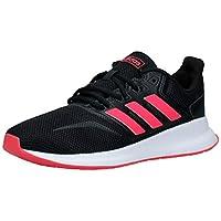 adidas Runfalcon Women's Road Running Shoes, Black, 7 UK (40 2/3 EU)