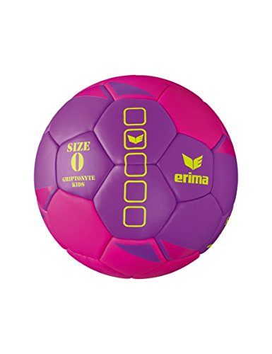 Erima GRIPTONYTE Kids LITE Handball, Purple/pink, 0