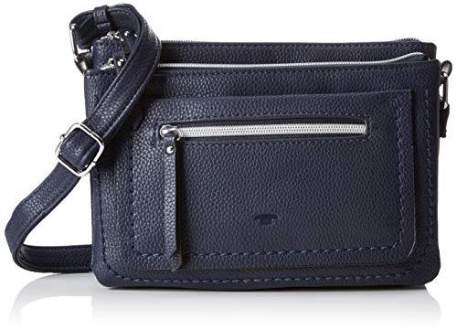 TOM TAILOR für Frauen Taschen & Geldbörsen Umhängetasche Becky blau/blue, OneSize