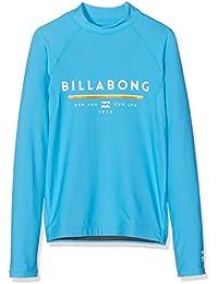 BILLABONG™ Unity - Camiseta de Surf de Manga Larga con UPF 50 para Niño