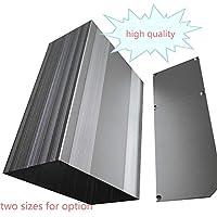 Caja de instrumentos de aluminio Powertool para proyectos electrónicos