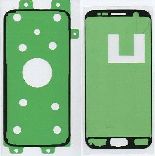 Preisvergleich Produktbild Samsung Galaxy S7 SM- G930 Kleber, Klebefolie Adhesive für Display und Rückseite Akkudeckel