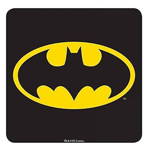 Pritties accessories originale dc comics batman classic logo singolo sottobicchiere bevande mat vintage retrò