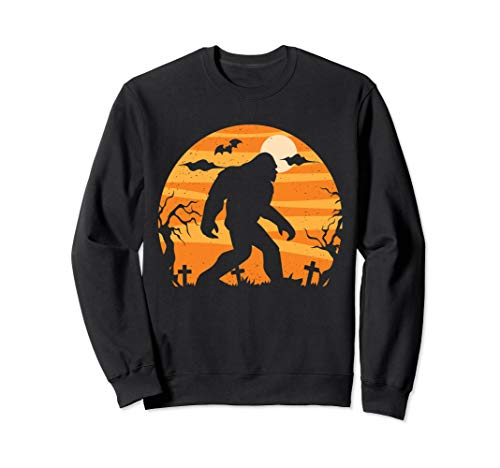 Bigfoot Kostüm Halloween - Bigfoot Halloween Kostüm Sasquatch Funny Outfit Geschenk Sweatshirt
