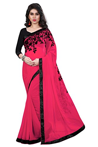 Saree(Saree for Girls Women Party Wear Half Sarees Offer Designer Below 500...