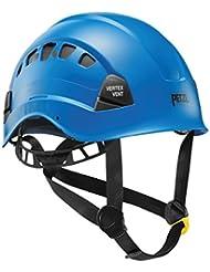 Petzl Vertex Vent - Casco para trabajadores de alturas azul azul Talla:53-63