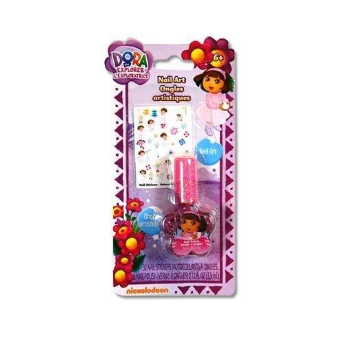 dora-the-explorer-nail-polish-nail-stickers-by-viacom