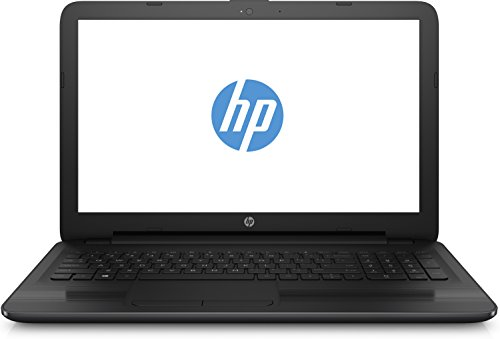 HP G5 255 Notebook, AMD E2-7110, RAM 4GB, HDD 500 GB, Display 15.6 pollici 1366x768, Senza sistema operativo, Nero