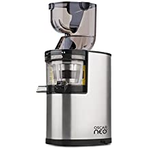 Oscar Neo XL Whole Slow Juicer - Powerful 250w Motor & 8cm Wide Chute for Whole Fruits & Vegetables - Lifetime Motor Warranty / 5 Yrs Parts + 3 Yr Commercial by Oscar