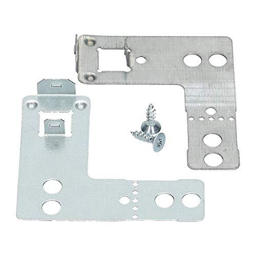 Bosch Siemens Gehäuse Befestigungssatz Haltewinkel Spülmaschine 622456 00622456