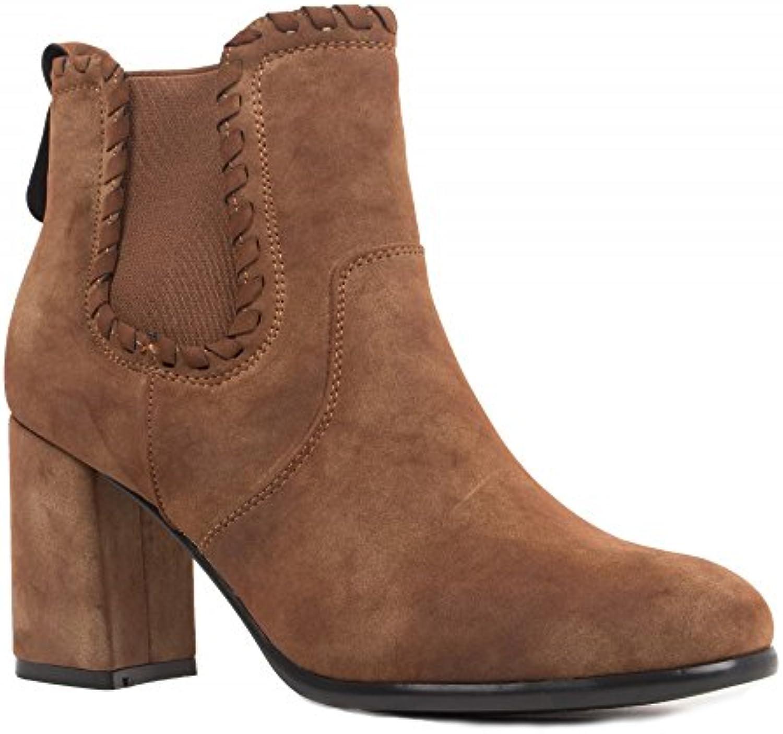Primtex, Damen Stiefel & Stiefeletten  2018 Letztes Modell  Mode Schuhe Billig Online-Verkauf