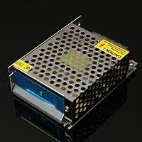 5A 60W DC12V LED Fuente de alimentación conmutada LED de conductores para tiras LED de luz de pantalla de entrada de 110