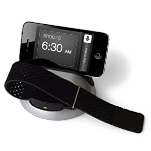 Lark Pro Sleep Monitor Silent Alarm Clock and Personal Sleep Coach