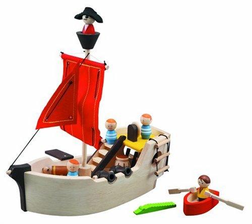 Plan Toys 6105 - PlanAcitivity - Piratenschiff