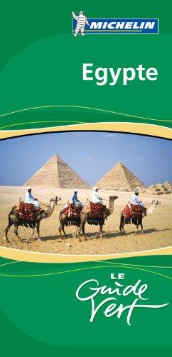Guide Vert - EGYPTE (GUIDES VERTS/GROEN MICHELIN)