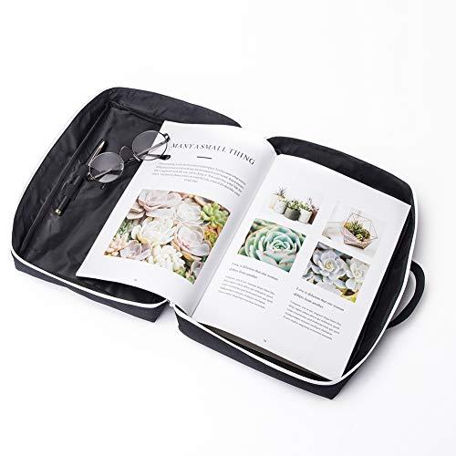 GJB140 Bibelhüllen für Herren, Buchcover und Buch-Zubehör für Notebook/Planer/Telefonbuch, 27,9 x 19,1 x 8,9 cm