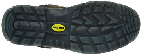 Safety Jogger Galaxy, Chaussures de sécurité homme Marron - Braun (Brown 858)