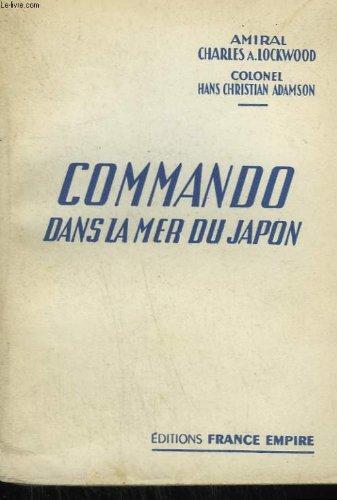 Commando dans la mer du japon.
