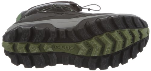 Geox Himalaya wpf J13B5U01154C0016 Jungen Stiefel Schwarz/Black/Green