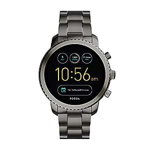 Fossil Explorist Analog-Digital Black Dial Men's Watch - FTW4001