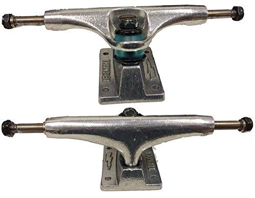 147 Skateboard Trucks Thunder (Thunder Skateboard-Achse, poliert, 147 mm)