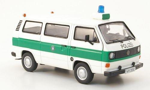 VW T3a bus, police , voiture miniature, Miniature déjà montée, Premium ClassiXXs 1:43 | La Qualité Et La Quantité Assurée