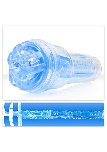 FLESHLIGHT Turbo Blue Ice Texture Ignition Masturbateur masculin