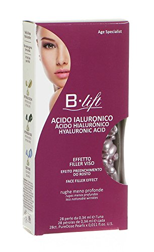 B Lift Acido Ialuronico effetto filler viso 28 perle