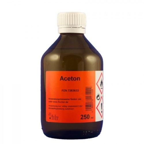 Aceton Lösungsmittel (Aceton 250 ml)
