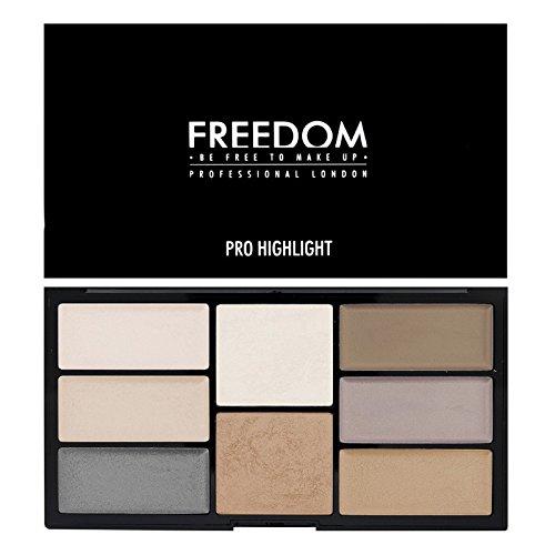 Freedom proartist, palé–Iluminadores Pro Crema