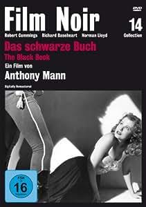 Film Noir Collection #14: Das schwarze Buch [Import anglais]