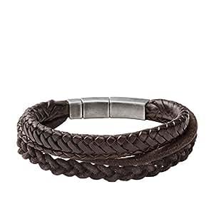 fossil herren armband jf85296040 fossil schmuck. Black Bedroom Furniture Sets. Home Design Ideas