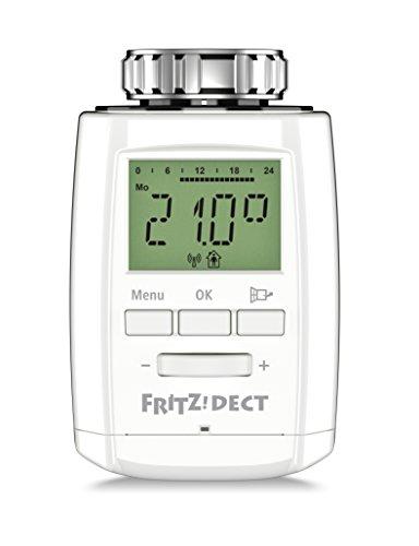 AVM FRITZ!DECT 300 (Intelligenter Heizkörperregler für das Heimnetz, für alle gängigen Heizkörperventile) - 4